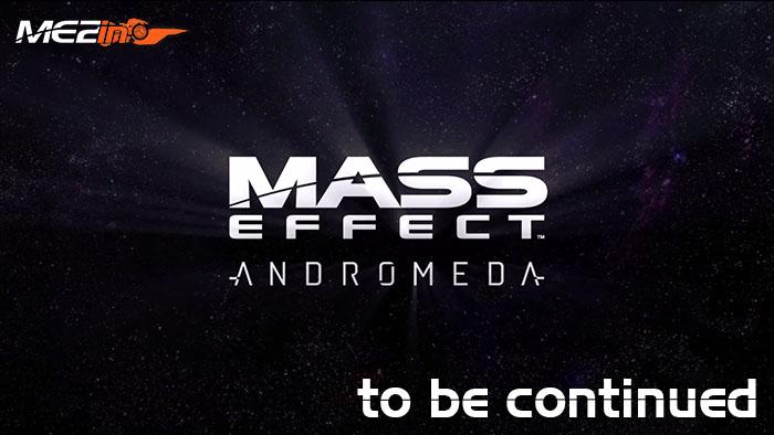 Продолжение Mass Effect Andromeda. Форум