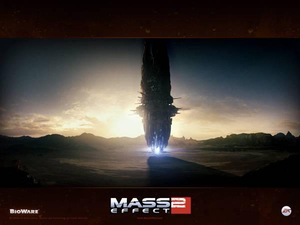 Обои Mass Effect 2: Улей