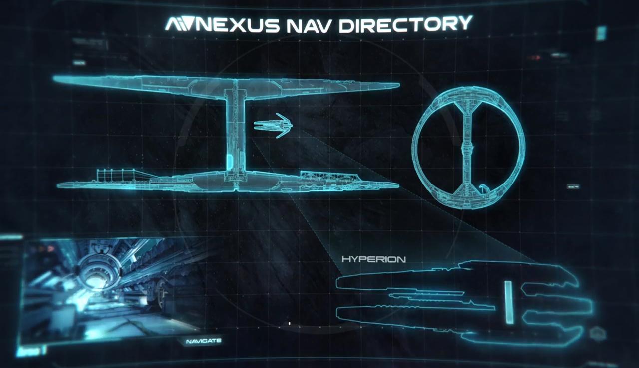 Проект Нексуса