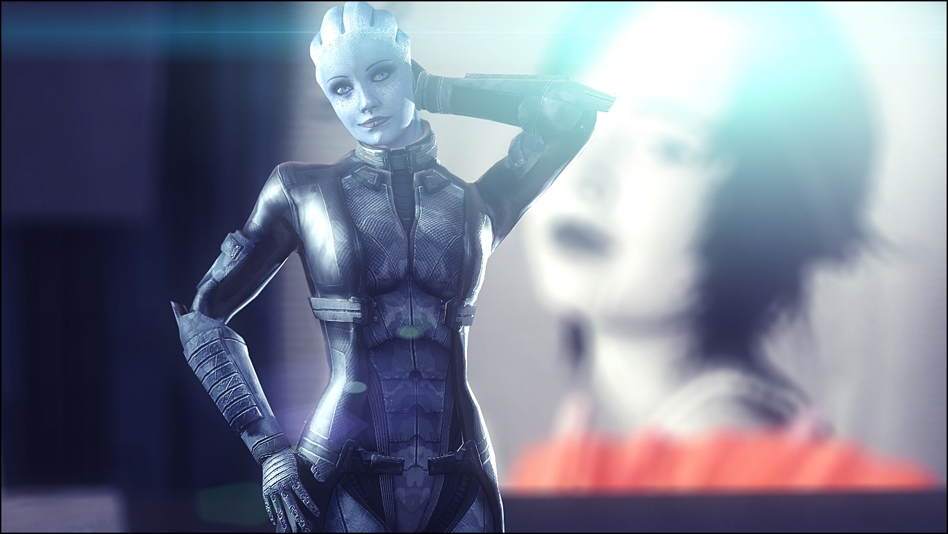 Mass effect liara nackt pornos images
