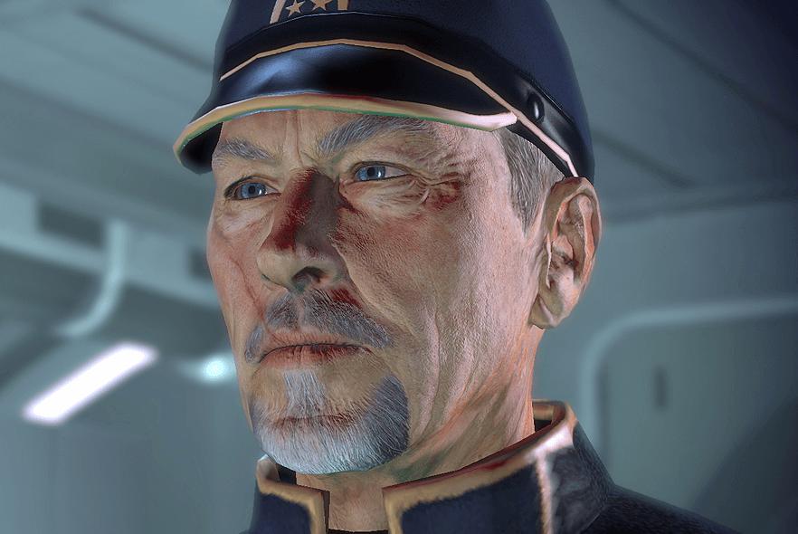 Адмирал Стивен Хакетт