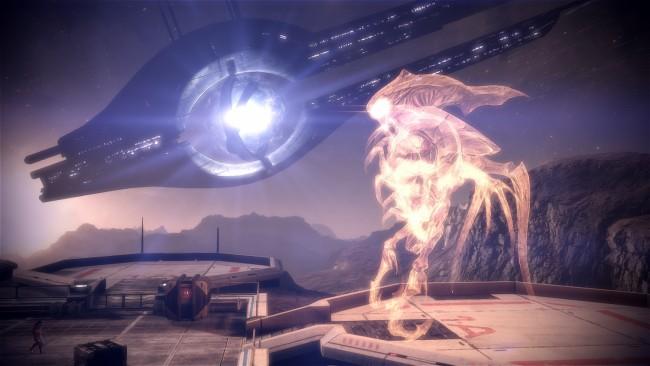 Mass Effect 2: Прибытие
