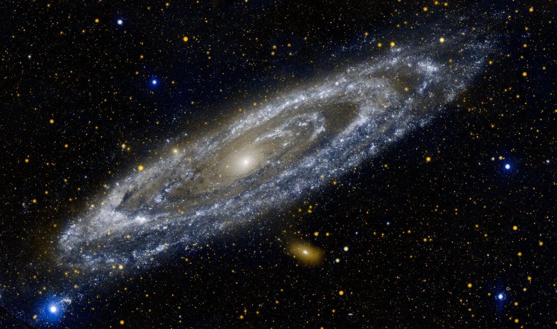 Галактика Андромеда