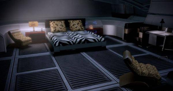 новая Кровать Шепарда
