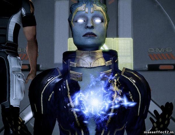 Самара Mass Effect 2