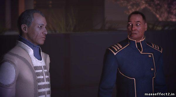 Посол Удина Mass Effect