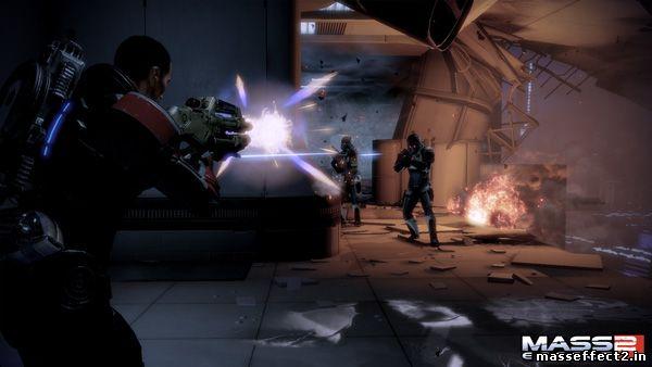 Mass Effect 2 Квесты Иллиуме
