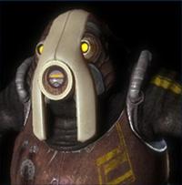 Волус из Кодекса Mass Effect
