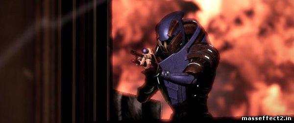 Архангел Mass Effect 2