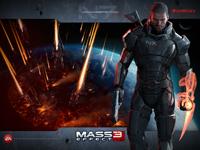 Обои Mass Effect 3